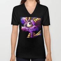 Spyro the Dragon Unisex V-Neck