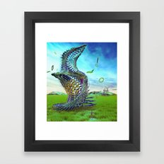 Heterotopia  Framed Art Print