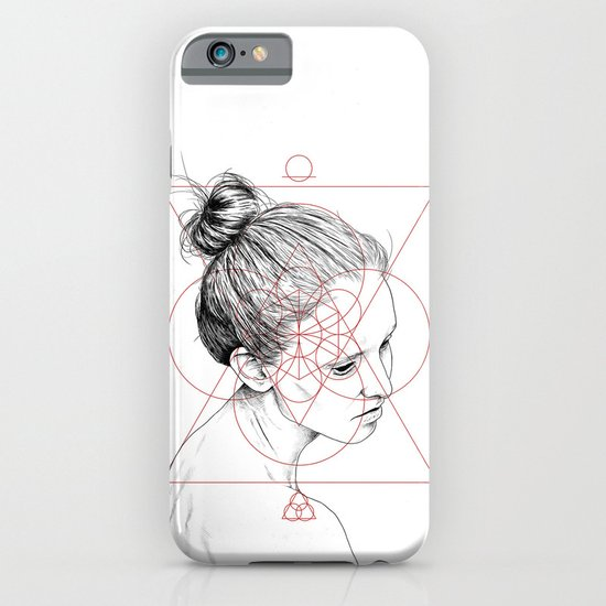 Face Facts II iPhone & iPod Case