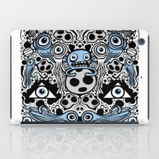 Panopticon Space (White Version) iPad Case