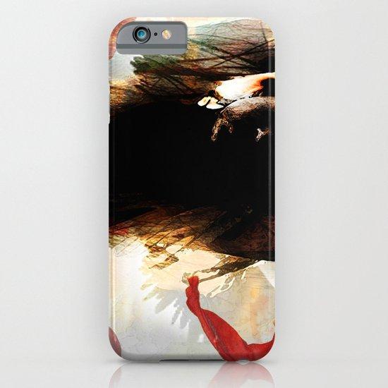 white dove iPhone & iPod Case