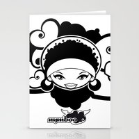 BEE-J T-SHIRT Stationery Cards