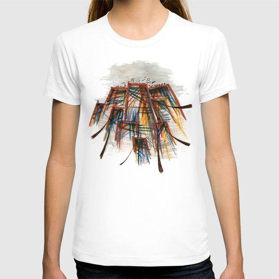 The City pt. 5 T-shirt