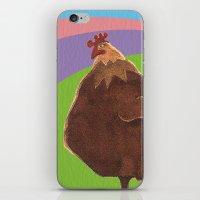 Big Rooster iPhone & iPod Skin