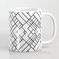 PS Grid 45 Mug