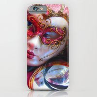 Colourful Masks iPhone 6 Slim Case