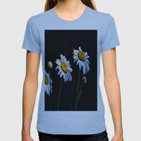 You're A Daisy Womens Fitted Tee Athletic Blue SMALL