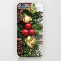 Holiday Wreath iPhone 6 Slim Case