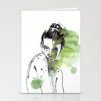 small piece 30 Stationery Cards