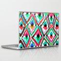 Watercolour Ikat Laptop & iPad Skin
