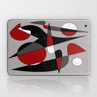 Abstract #106 Laptop & iPad Skin