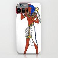 Rock Like an Egyptian iPhone 6 Slim Case