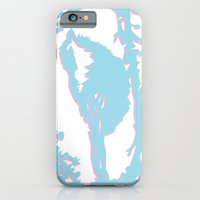 Snowy Chickadee iPhone 6 Slim Case