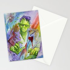 Friend Frankenstein Stationery Cards