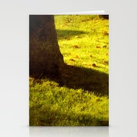 Long Shadows Stationery Cards