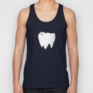 Molar Bear Unisex Tank Top