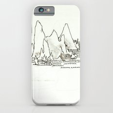 Mountains iPhone 6s Slim Case