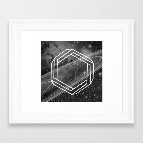 IMPOSSIBLE II Framed Art Print