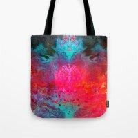 Dancing With Reincarnati… Tote Bag