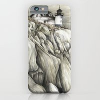 Bass Harbor Head Lightho… iPhone 6 Slim Case