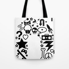 makin it rain Tote Bag