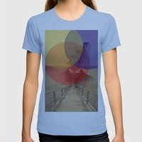 Earl Womens Fitted Tee Athletic Blue SMALL