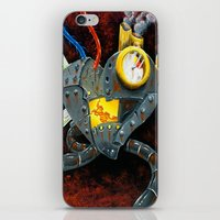 My Rusted Heart  iPhone & iPod Skin