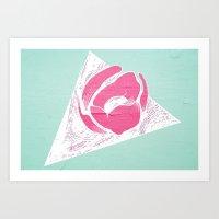 Bloom2 Art Print