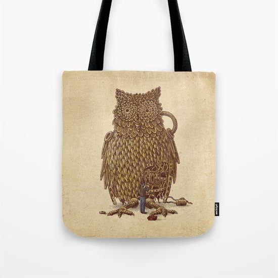 Tune-Up  Tote Bag