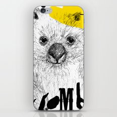 Wombat Love iPhone & iPod Skin