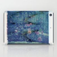 Double Exposed Nature iPad Case