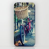 City Bike iPhone & iPod Skin