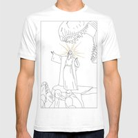 Jesus, Etc. (Alt) Mens Fitted Tee White SMALL
