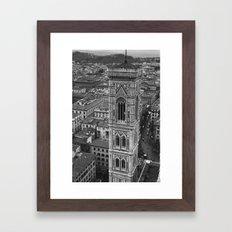 DUOMO V Framed Art Print