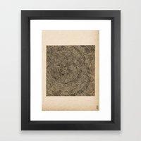 - Bathyscaphe - Framed Art Print
