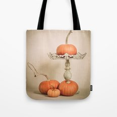 Autumn Pumpkin Tote Bag