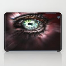 Eye from Above iPad Case