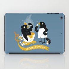 A Lovely Cup of Tea iPad Case