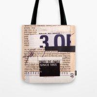 BOOKMARKS SERIES Pg 334 Tote Bag