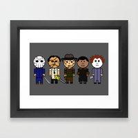 Boys Culb Framed Art Print