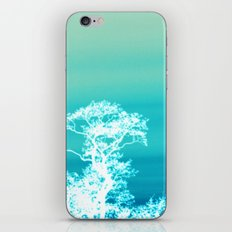 Negative Trees iPhone & iPod Skin