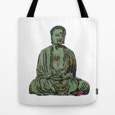 The Big Buddha Tote Bag