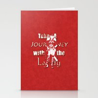 Take A Journey With The … Stationery Cards