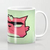 Cat-Fish Mug
