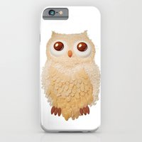 iPhone & iPod Case featuring Owl Collage #5 by Marco Angeles