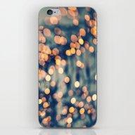Sea Of Lights iPhone & iPod Skin
