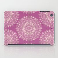 Vintage Mandala-Purply iPad Case