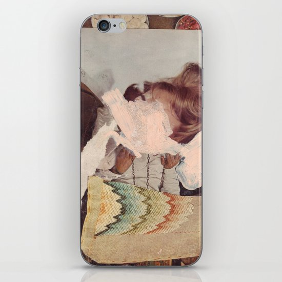 SHELTERING SKY iPhone & iPod Skin
