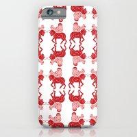 Saddle Horse   iPhone 6 Slim Case