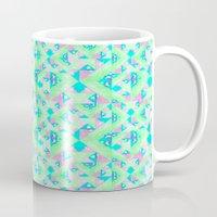 Geo Texture Mug